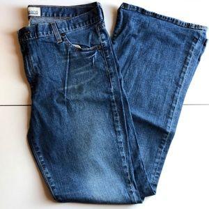 Gap Flare Stretch Jeans